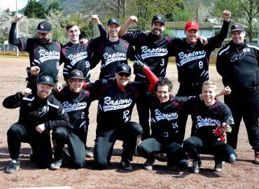 Coblenz Raptors starten in die Saison 2016