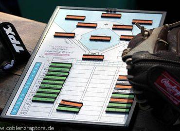 Mixed – Coblenz Raptors zu Gast im Ballpark von Mainz
