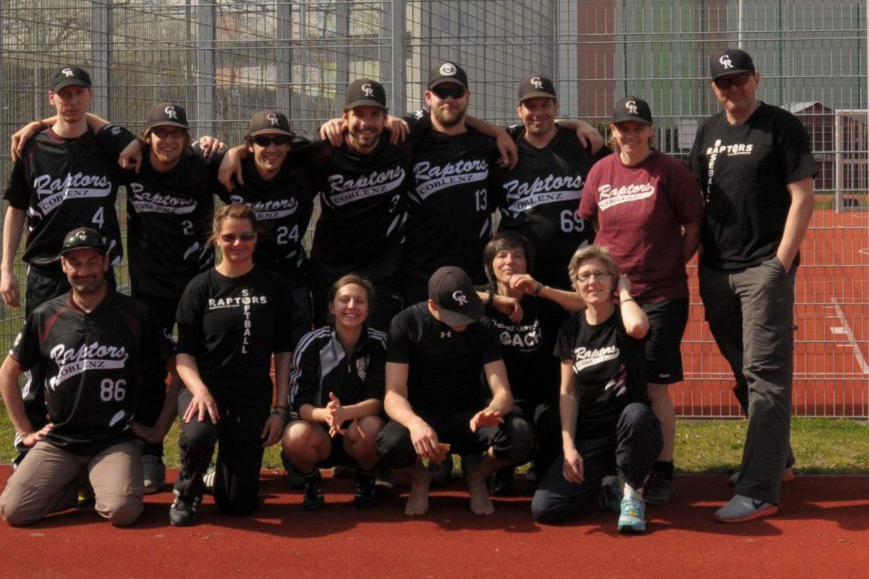 Mixed Team der Raptors ist heiss auf die Saison 2015!