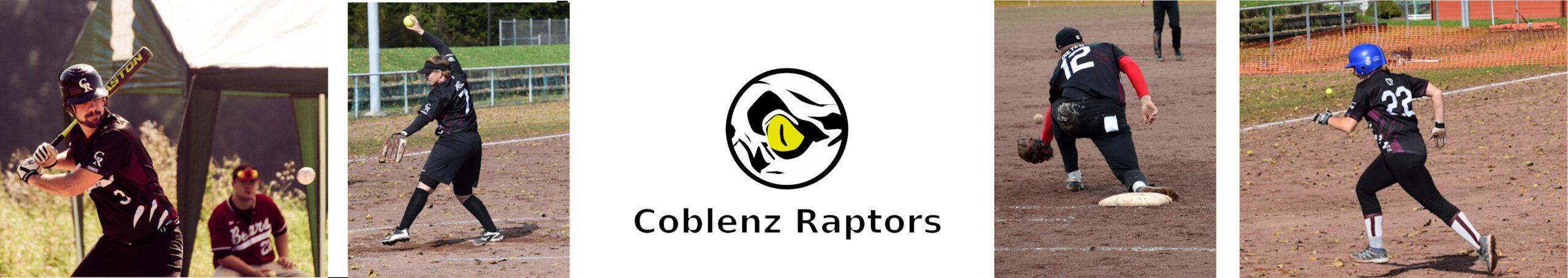 Coblenz Raptors - Baseball und Softball in Koblenz